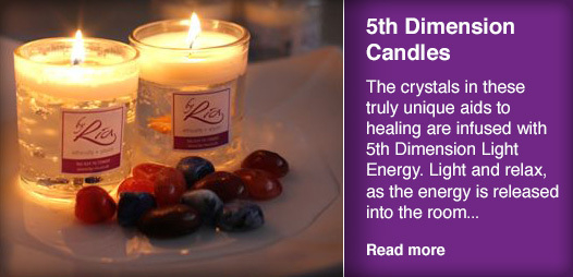5th Dimension candles